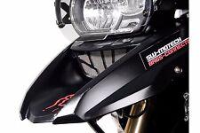 Protection de radiateur d'huile Noir/Gris BMW R 1200 GS Adventure 08- Sw-Motech