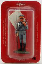 Figurine Del Prado Mousquetaire Infanterie de réserve Prusse 1813 Lead Soldier