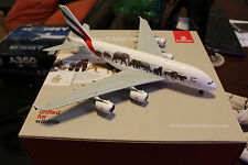 Gemini Jets 1:200 Emirates A380 Wild Life A6-EEI