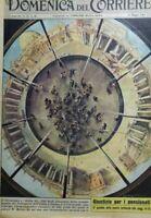 DOMENICA DEL CORRIERE N.21 1961 IL CIRCARAMA
