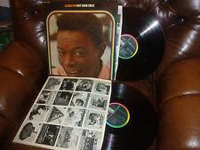 "Nat King Cole, Close up, 2 LP, 12"", German Capitol Stereo 60er"