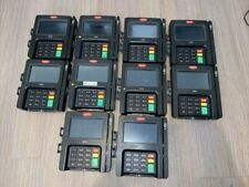 Ingenico Isc250 Touch Screen Pos Payment Credit Card Terminal Lot Of 10 Read