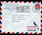 """SAINT-DENIS (ILE de la REUNION) LIBRAIRIE PAPETERIE """"DAUDE"""" en 1968"""