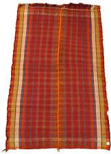 Age jajim kilim au sud de nomades Persans Couvre-lit 210 x 132 cm kélim tribal