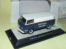 VW COMBI T2a ROTHMANS RACING Assistance PREMIUM CLASSIXXs