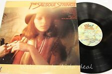 """THE SALSOUL STRINGS, how deep is your love LP (VG) 12"""""""