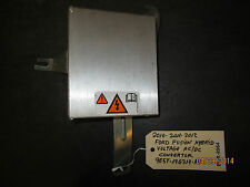 10 11 12 FORD FUSION HYBRID VOLTAGE AC/DC CONVERTOR #9E5T-19G317-AA *See item*