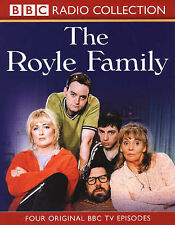 The  Royle Family : Four Original BBC TV Episodes on 2 Audio Cassettes 2000