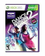 Dance Central 2 (Microsoft Xbox 360, 2011) DISC IS MINT