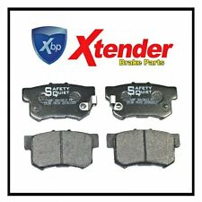 MD536 New Rear Brake Pads-Semi Metallic for Acura CL, EL, ILX, Integra, Legend