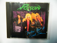 Poison  ‎– Nothin' But A Good Time - CD Promo Single DPRO-79301