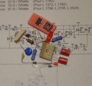 Kit Universel LNK304Pn  Carte L1790, L1373, L1782, L1799, L2158, L2524