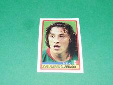 N°130 JOSE ANDRES GUARDADO MEXICO MEXIQUE PANINI FOOTBALL COPA AMERICA 2007