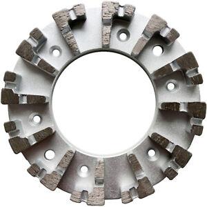 LXDIAMOND Diamant Schleifring Beton Scheibe für Protool Festool RG RGP 150 mm