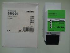 Merten KNX Instabus EIB 680204 Koppler REG-K