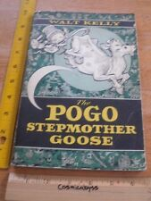 The Pogo Stepmother Goose Pogo Possum Walt Kelly 1954 1st print back to front
