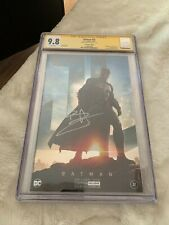 Batman #32 Convention Exclusive CGC SS 9.8 signed by Ben Affleck