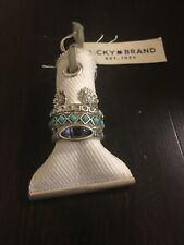 Lucky Brand Rings Size 7 And Stud Earrings Set