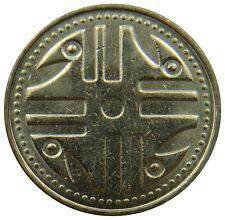 (B89) - Kolumbien Colombia - 200 Pesos 2008 - Spindelrad - AU - KM# 287