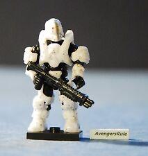 Halo Mega Bloks Alpha Series 1 UNSC Spartan Gungnir Rare