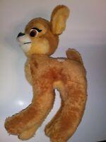 "Walt Disney Characters Bambi Deer  18"" Plush Stuffed Animal"