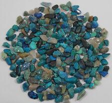 1/4 LB CHRYSOCOLLA 250 XS MINI SIZE TUMBLE STONES Crystal Healing Reiki 114 g