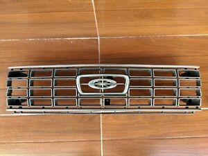 TOYOTA CORONA TT130 TT132 RT130  Front Grille with Emblem GENUINE OEM 1978-83