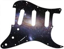 Stratocaster Pickguard Custom Fender SSS 11 Hole Guitar Pick Guard Androm Galaxy