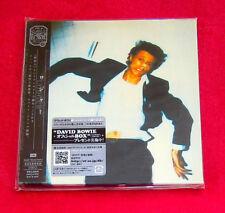 David Bowie Lodger MINI LP CD + PROMO OBI JAPAN TOCP-70152