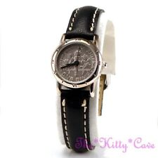 Genuine Leather Band Women's Quartz (Battery) Wristwatches