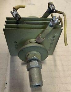 Selen-Gleichrichter, Plattengleichrichter, DDR, gebraucht