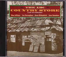The ABC Country Store - Live In Concert - CD Various Artists (4797662 ABC 1994)