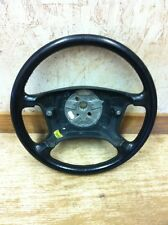 Bmw 528I 530I 540I E39 Black 4 Spoke Leather Steering Wheel Oem