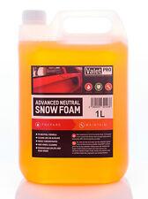 Valet PRO Advanced Neutral Snow Foam / Pre Wash Shampoo / Wheel Cleaner pH / Car