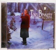 Tony Bennett + CD + Weihnachten + The Christmas Album - Snowfall + 11 Songs +