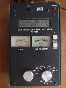MFJ-269 HF, VHF, UHF, SWR Antenna Analyzer