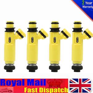 4* FUEL INJECTORS FOR MAZDA RX8 MX-5 MIATA TURBO 43lb 450cc 195500-4450 UK
