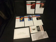 2017 Toyota Corolla Owners Manual With Case OEM Free Shipping