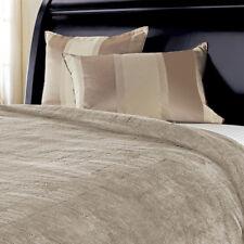 Sunbeam Channeled Microplush Heated Blanket (bsm9kts-r772-16a00)