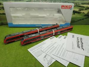 Piko 59500 H0 Elektrotriebwagen ET 442 Talent 2 DB digital mit OVP (VD) S0897