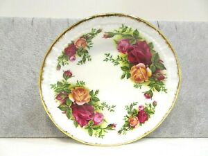 Royal Albert Old Country Roses c.1973-1993 Bone China England Small Snack Plate