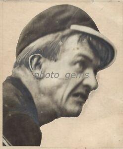 "1910's Christy Mathewson ""Pitching His Heart Out"" Original Photo Art Mock Up"