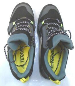 adidas Terrex AX3 Gore-Tex Shoes Size UK 9.5 BLACK/GREY
