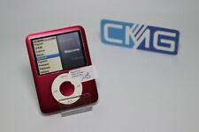 Apple iPod nano 3.Generation RED 8GB 3G  (  guter Zustand) geprüft #M8