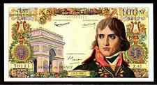 "FRANCE P144a ""NAPOLEON BONAPARTE"" 1963 5000 N. FRANCS RAW XF"