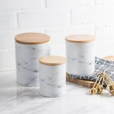 White White Kitchen Canister Sets for sale | eBay