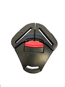 For Chicco Keyfit 30 Infant Car Seat Seat Belt Chest Clip Straps Buckle Set