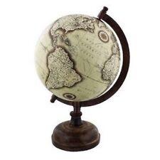 Vintage Globe Rotating Swivel Map of Earth Atlas Geography World Gift 27cm High