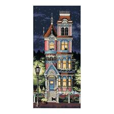 Counted Cross Stitch Kit  VICTORIAN CHARM Dimensions