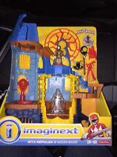 Fisher Price Imaginext Power Rangers Rita Repulsa & Moon Base invasion Putty